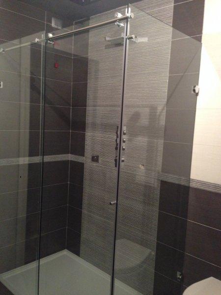 Box doccia vetreria lucania - Box doccia senza telaio ...
