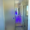 box-doccia con porta scorrevole