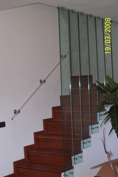 Protezione scale